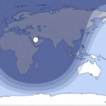 Eclipse lunar penumbral: veja como acompanhar o primeiro fenômeno do ano